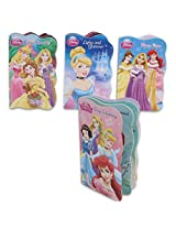 Childrens Board Book - Set of Four (Princess)