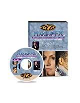 Artool Freehand Airbrush Templates, Makeup Fx Instructional Dvd