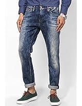 Steller Used Stretch Slim Fit Jeans