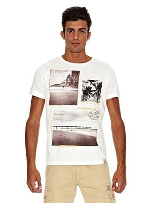 The Fresh Brand Camiseta Surrey (Blanco)