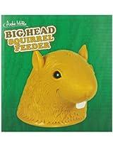 Accoutrements Big Head Squirrel Feeder
