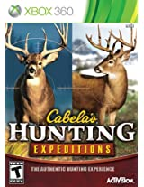Cabela's Hunting Expeditions (Xbox 360)