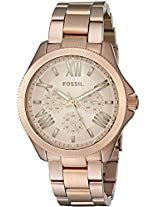 Fossil End-of-season Nate Analog Green Dial Men's Watch - JR1508