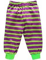 Snuggles 3/4Th Pyjama - Green (0 - 3 Months)
