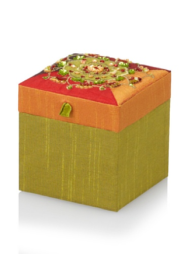 Purva Mughal Majesty Trinket Box, Multi