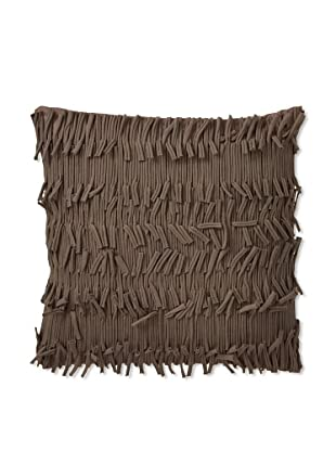 Zalva Ginger Decorative Pillow, Taupe, 18