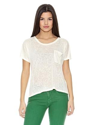 Springfield Camiseta C1 Fluor (Blanco)