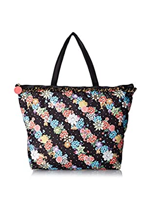 Benefit for LeSportsac Women's Cheeky Tote, Baubles and Blooms Br