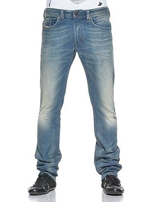 Diesel Pantalón Vaquero Thavar (Azul Denim)
