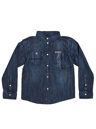 Diesel Kid Jeanshemd Camiz (Blau)
