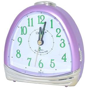 Orpat Musical Alarm Clock (Pink, TBSZL-877)