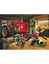 Masterpieces 71451 Charles Freitag Forever Red Puzzle, 1000 Pieces