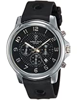 Optima Analog Black Dial Men's Watch - OFT-2437 BK