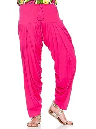 Mahal Pantalón Liso (Rosa)