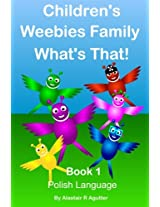 What's That!: Volume 1 (Children's Weebies Family)