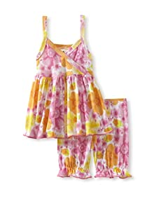 Country Baby Girl Doll Set (Country Flowers)