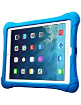 Fintie Ultra Light Weight Shock Proof Kids Friendly Case for Apple iPad Air, Blue (EPC0306AD-US)