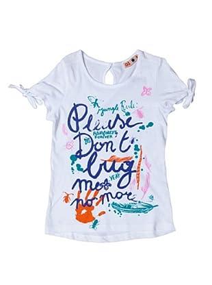 CKS Camiseta Optical (Blanco)