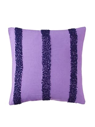 1891 by SFERRA Sadie Decorative Pillow, Purple, 18