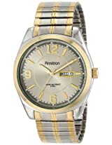 Armitron Men''s 204591GYTT Two-Tone Expansion Band Dress Watch