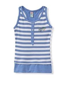 KANZ Girl's Tank Top (Blue)