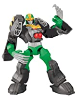 Power Rangers Dino Charge - Mixx N Morph Mighty Morphin Green Tiger Rangerzord Action Figure