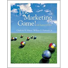 The Marketing Game!: With Student CD-ROM. Charlotte H. Mason, William D. Perreault, JR