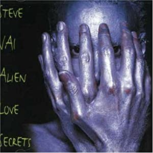 Alien Love Secrets : Steve Vai