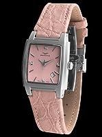 Sandoz 81240-07 - Reloj St, Thomas Con Diamantes Dial Rosa