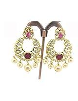Cilver Fashion High Quality Cubic zirconia dangle earrings