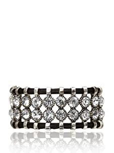 Rolf Bleu Montana Bold Collection Adjustable Bracelet (Black)