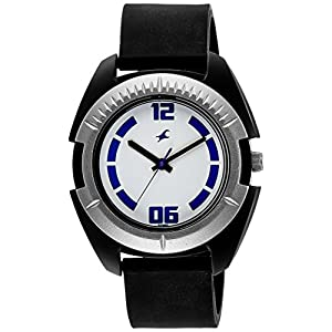 Fastrack Casual Analog White Dial Men's Watch - 3116PP01