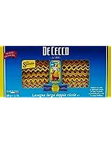 De Cecco Lasagna Larga Dop Riccia No 1, 500g