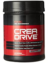 GNC Creadrive Powder - 909.1 g (Fruit Punch)