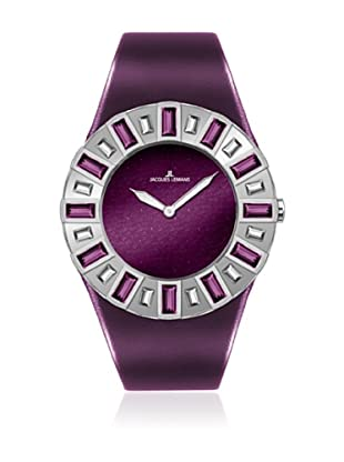 Jacques Lemans Quarzuhr Cannes 1-1585 violett 37 mm