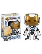 Iron Man Deep Space Suit: ~4 Funko Pop! 'Iron Man 3' Vinyl Bobble-Head Figure
