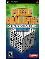 Puzzle Challenge Crosswords & More - Sony PSP