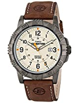 Timex Expedition Analog White Dial Men's Watch - T49990