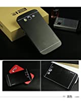 Full Metal Motomo Ino Ultra Thin Hard Back Case Cover for Samsung Galaxy Grand 2 II - Black