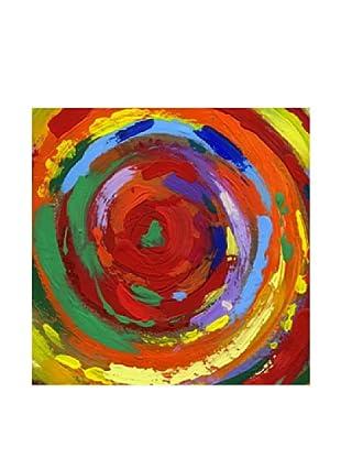 Lienzos Decoración Vertical Multicolor