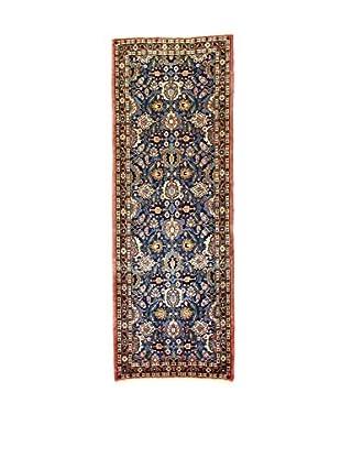 L'Eden del Tappeto Teppich Varamin blau/mehrfarbig 295t x t103 cm