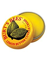 Burt's Bees - Cuticle Creme Lemon Butter - 0.6 oz. [Misc.]
