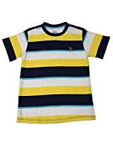 Nautinati Boys' Regular Fit T-Shirt (Btl-Nautinati-144-9 Year)