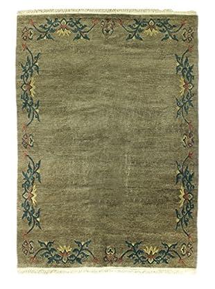 Bashian Tibetan Rug, Beige, 6.5X9.2
