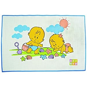 Mee Mee Baby Play Mat, Multi Color (Big) [Toy]