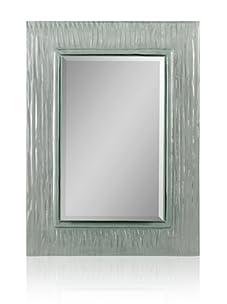 Wave Glass Mirror