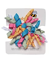 NeedyBee Multicolored Korker Clip - Pack of 2