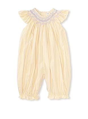 Bebe Mignon Baby Stripe French Bubble (Yellow)