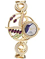 Titan Raga Analog Mother of Pearl Dial Women's Watch- 95005YM01J