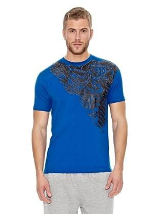 Tapout Camiseta Crew (Royal)